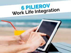 Work Life Integration ako nový trend? (2.časť)