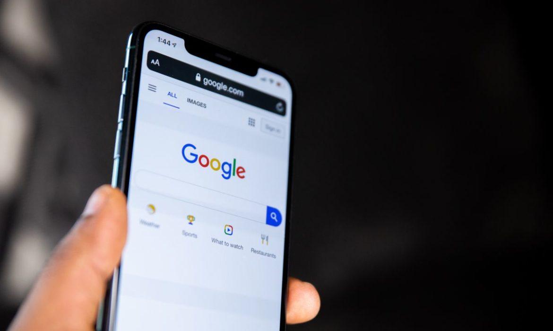 google mobilné vyhľadávanie